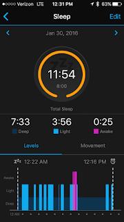 My Garmin running watch also provides sleep data.