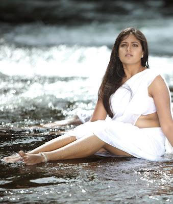 Malayalam sari actress Meghna Raj