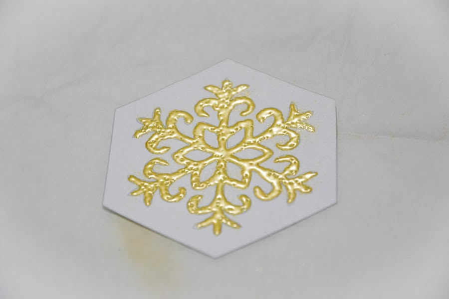 Embossing doble