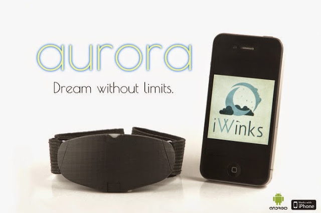 Travel Gadgets That Makes You Sleep Better - iwinks Headband