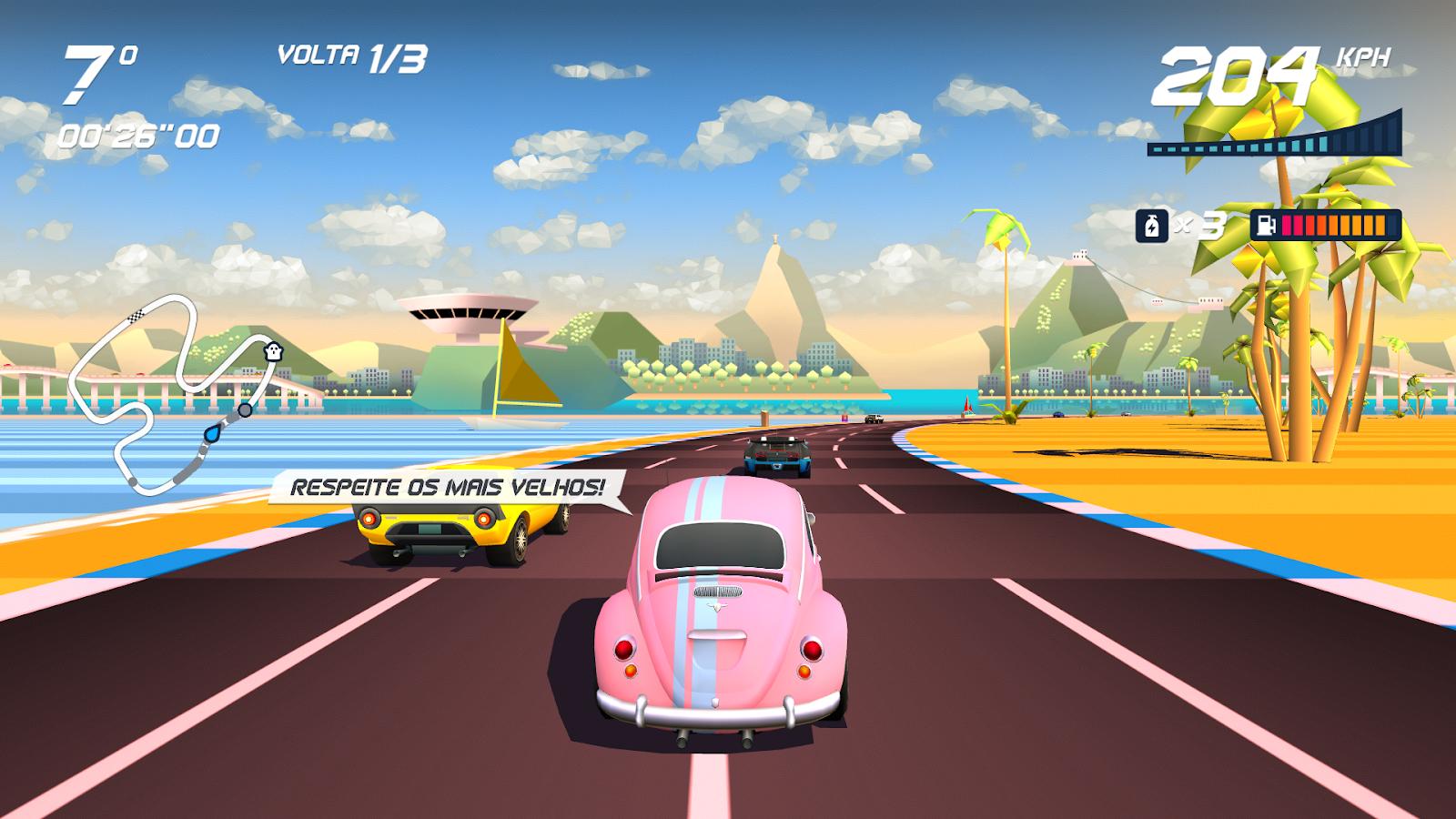 Horizon Chase Turbo (PS4/ PC) - Guia de Troféus e Conquistas - GameBlast