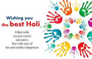 Best Happy Holi Wishes 2019