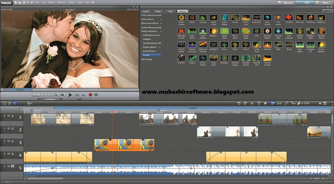 professional audio editing software free download full version