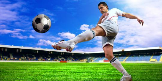 Seberapa Banyak Anda Membakar Kalori dalam Pertandingan Sepak Bola dan Hoki?