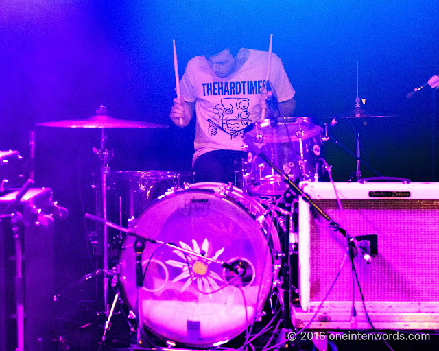 The Frights at Velvet Underground on August 10, 2016 Photo by John at One In Ten Words oneintenwords.com toronto indie alternative live music blog concert photography pictures