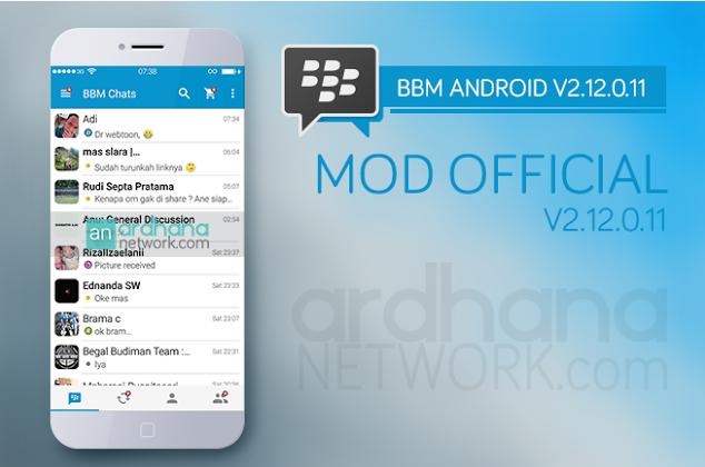 BBM MOD Official V2.12.0.11 APK