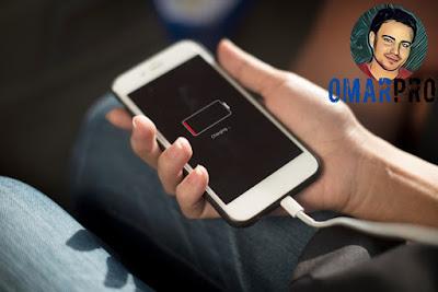 تسريع شحن الهاتف واطالة عمر البطارية