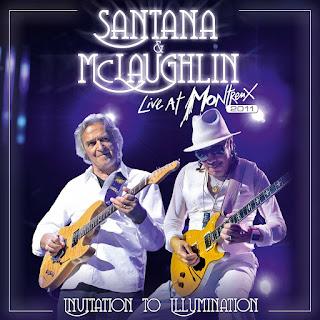Santana & McLaughlin - 2013 - Live At Montreux 2011: Invitation To Illumination