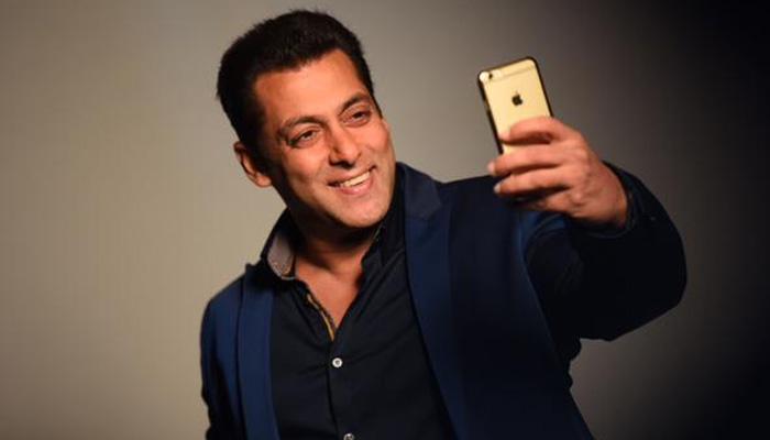 Salman Khan Selfie King