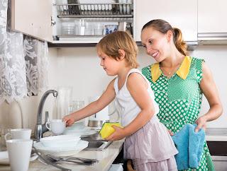 自己用過的碗自己洗!培養孩子的自理能力!|教養維他命|尤莉姐姐的反轉學堂
