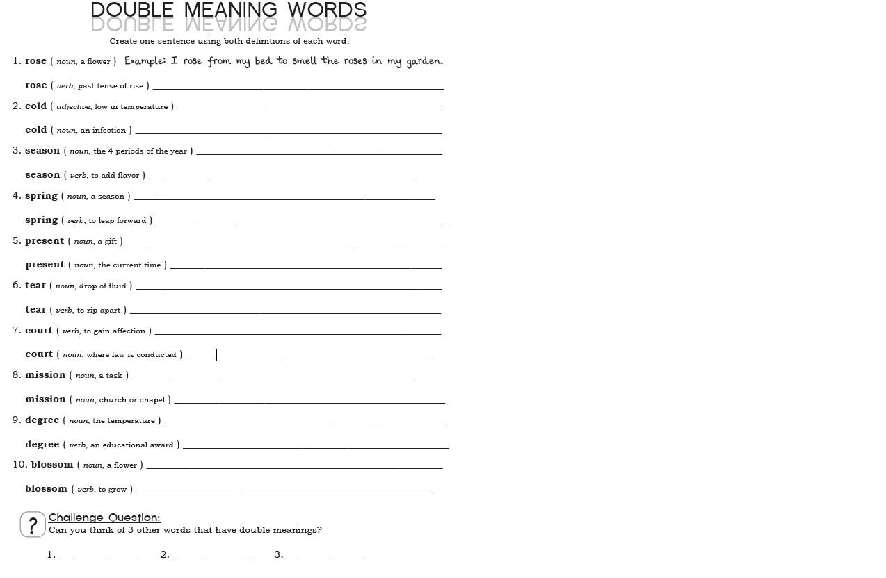 Year 10 English Homework Tasks Vinpuls