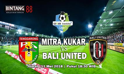 Prediksi Mitra Kukar VS Bali United Pusam 11 Mei 2018