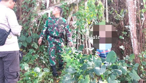 Dikabarkan Hilang, Warga Cidahu Ditemukan Gantung Diri di Pohon Beringin