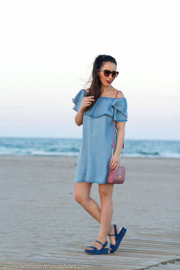 Ideas para vestir en verano con vestidos bonitos
