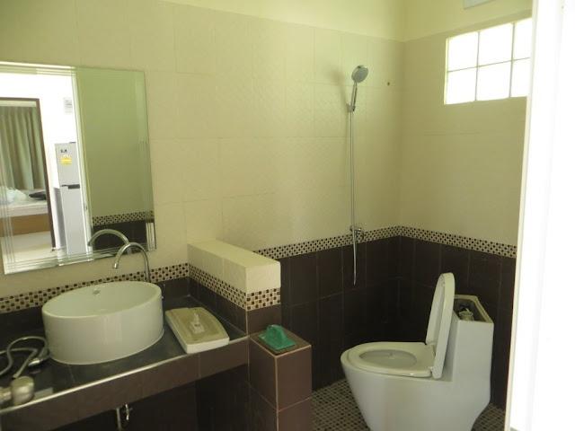 Ванная нового дома