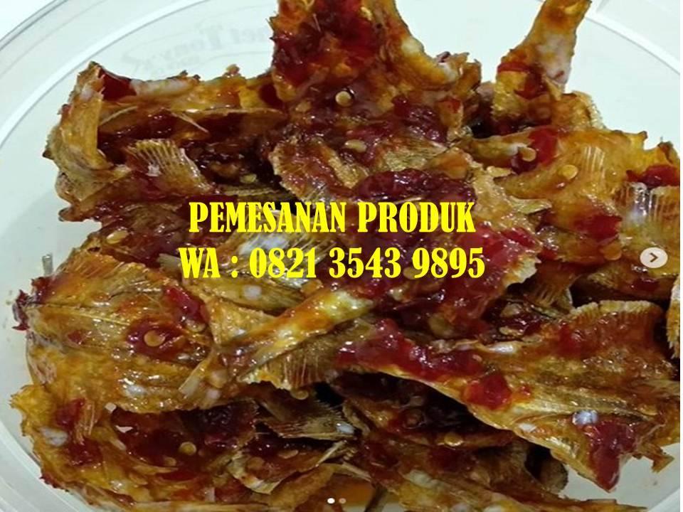 resep masakan ikan asin pari resep manis masakan indonesia Resepi Tempe Goreng Balado Enak dan Mudah