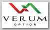Логотип брокера Verum Option