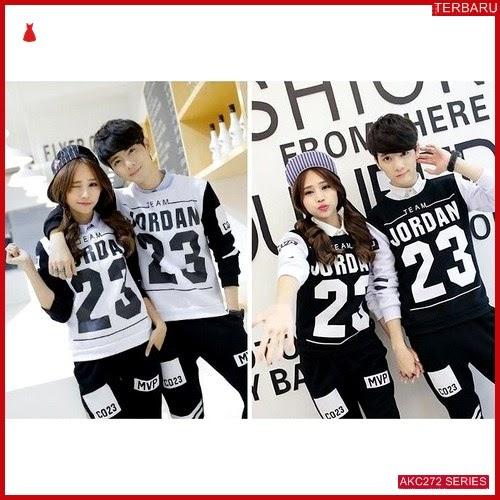 AKC272S113 Sweater Couple 23 Anak 272S113 Pasangan Team BMGShop