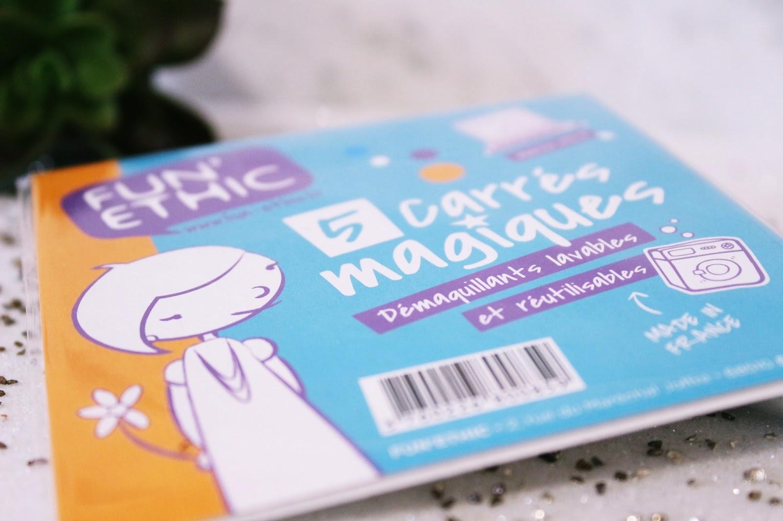 Carrés Magiques Fun Ethic