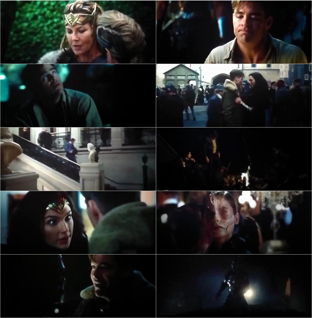 Wonder Woman Movie Screenshot
