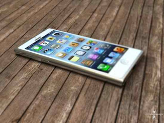 iPhone 6 with 4.5 inch screen poly carbonate coming in 2014