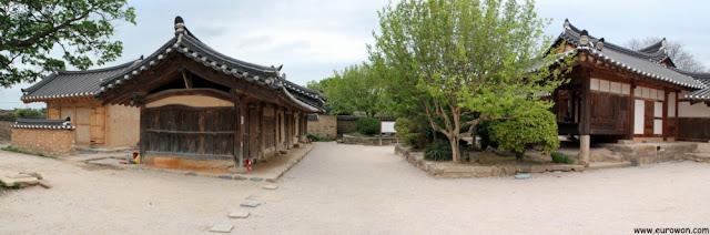 Residencia de la familia Choe de Gyeongju