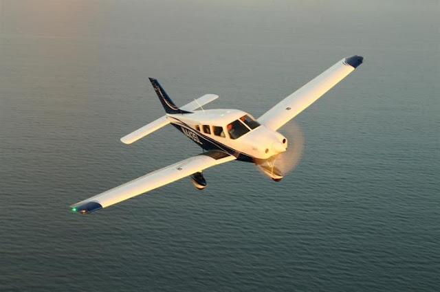 Έκτακτο: Πτώση διθέσιου αεροπλάνου στη θαλασσα του Μεσολογγίου