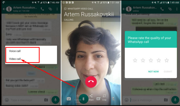 India is top country for WhatsApp video calling