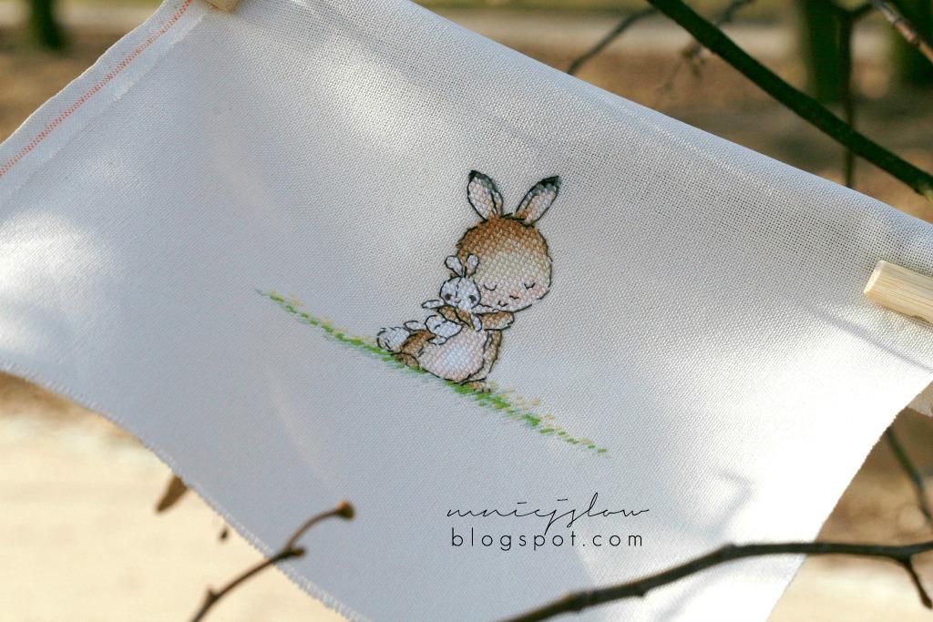 Bunny love - sv_stitch ... with love (@svetlaja_maj)