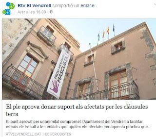 http://www.rtvelvendrell.cat/el-ple-aprova-donar-suport-als-afectats-per-les-clausules-terra/