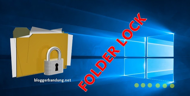 Membuat Password pada Folder File di Komputer