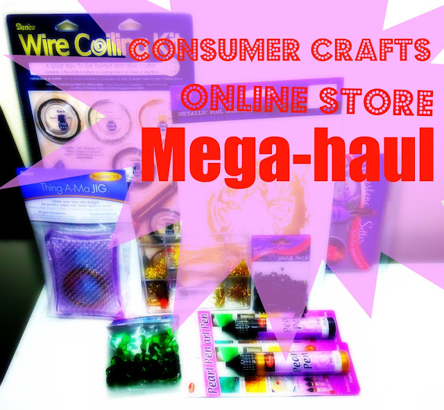 Consumer Crafts online store