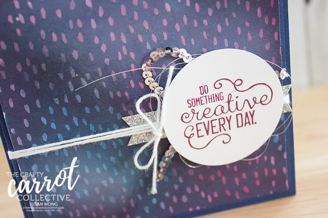 Crafting Forever + Naturally Eclectic - Susan Wong for The Crafty Carrot Co.