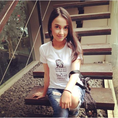 Biodata dan Profil Dina Anjani