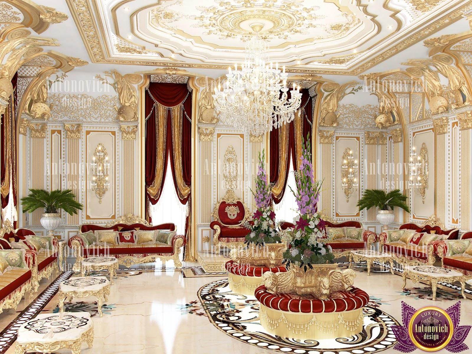 Palace Interiors, Katrina Antonovich