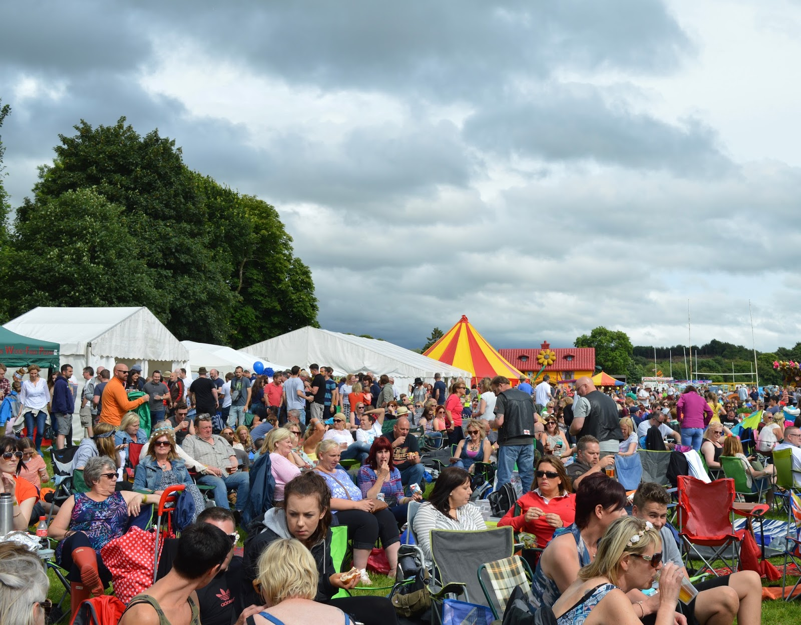 A Guide to The Best Family Days Out in the North East including the Corbridge Festival