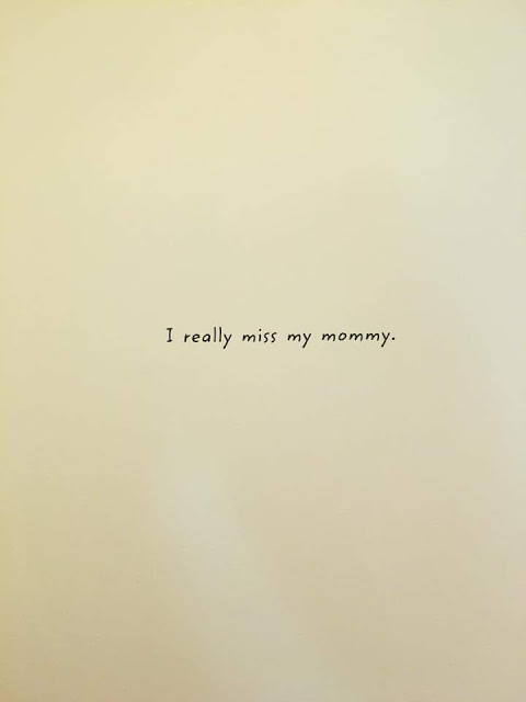 MISSING MOMMY, Written and illustrated by Rebecca Cobb