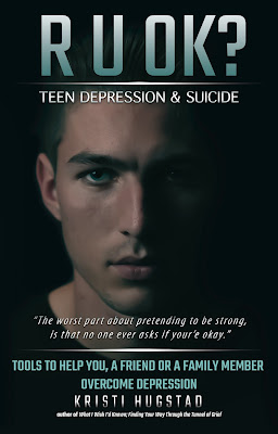 R U OK? Teen Depression and Suicide - book cover