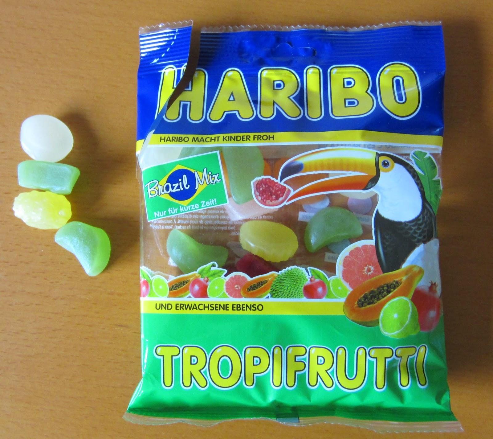 haribo mix in kleinen tüten