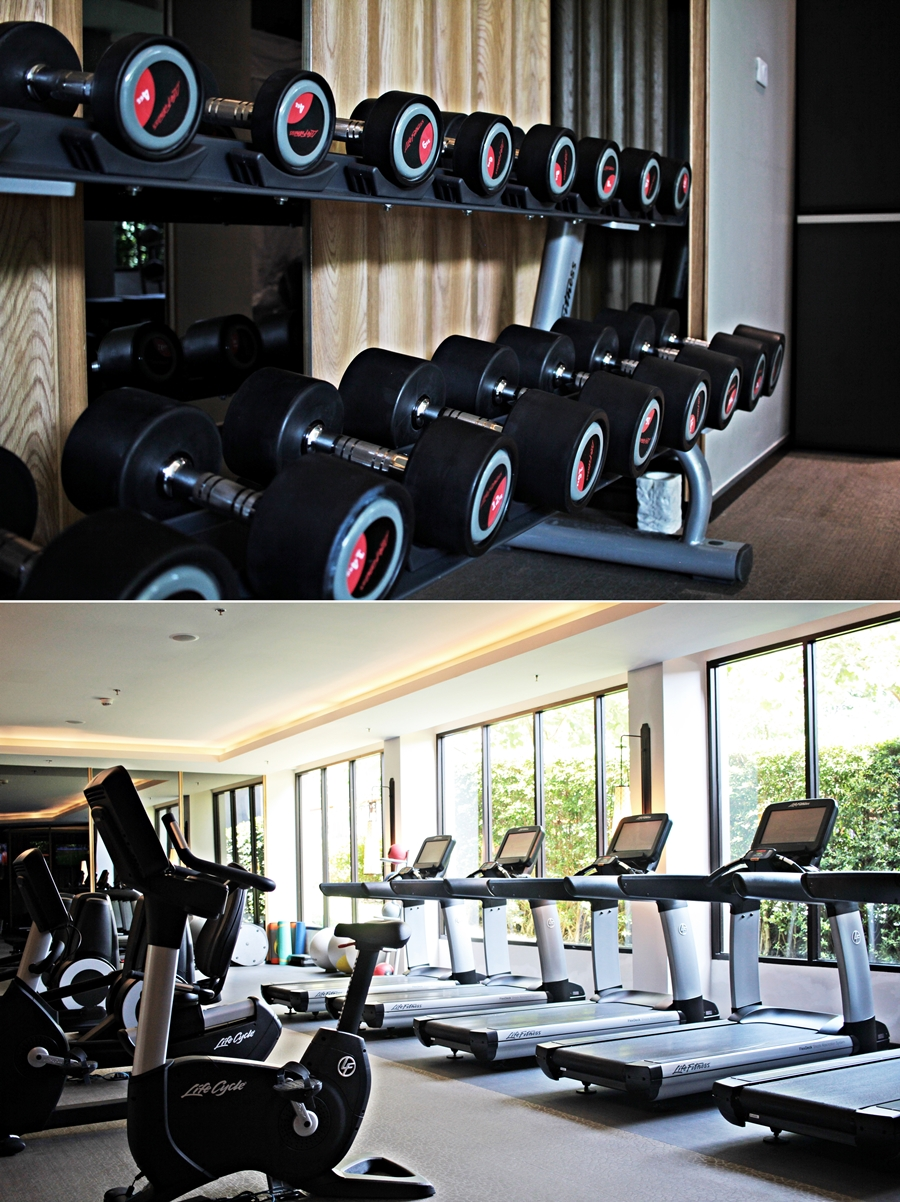 marriott hotel hua hin fitness