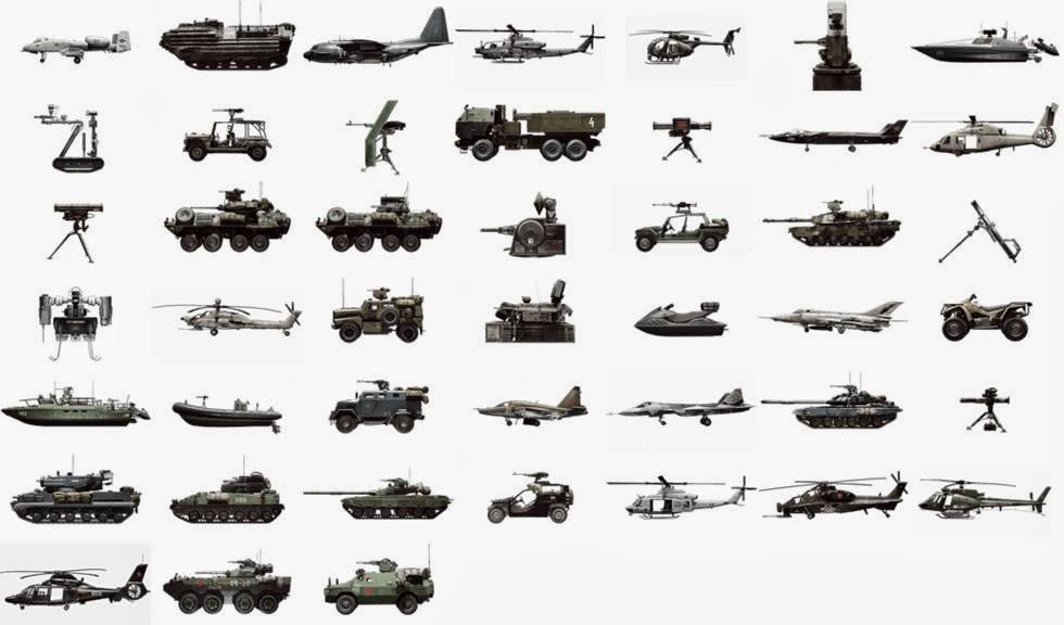 Battlefield 4: Alle Ränge, Ribbons, Medaillen, Fahrzeuge