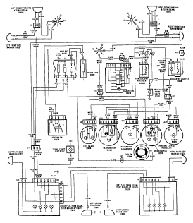 1982 fiat spider 124 wiring diagram | owners and service ... fiat coupe 20v wiring diagram #3