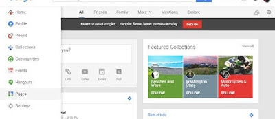 How to Create Google+ Plus Business Page?