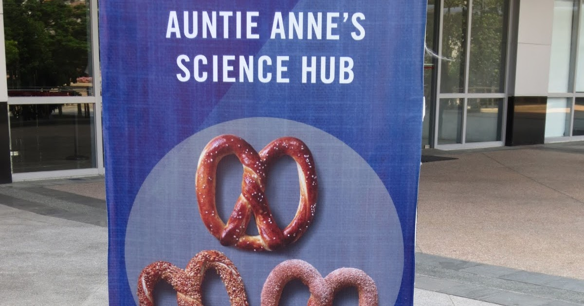 science auntie opening grand taguig hub tower mckinley hill anne