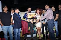 Pia Bajpai and Darshan Kummar Launching the Music of movie Mirza Juuliet 010.JPG