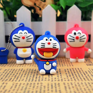 Gambar Flashdisk Doraemon Yang Unik Dan Lucu_2000116