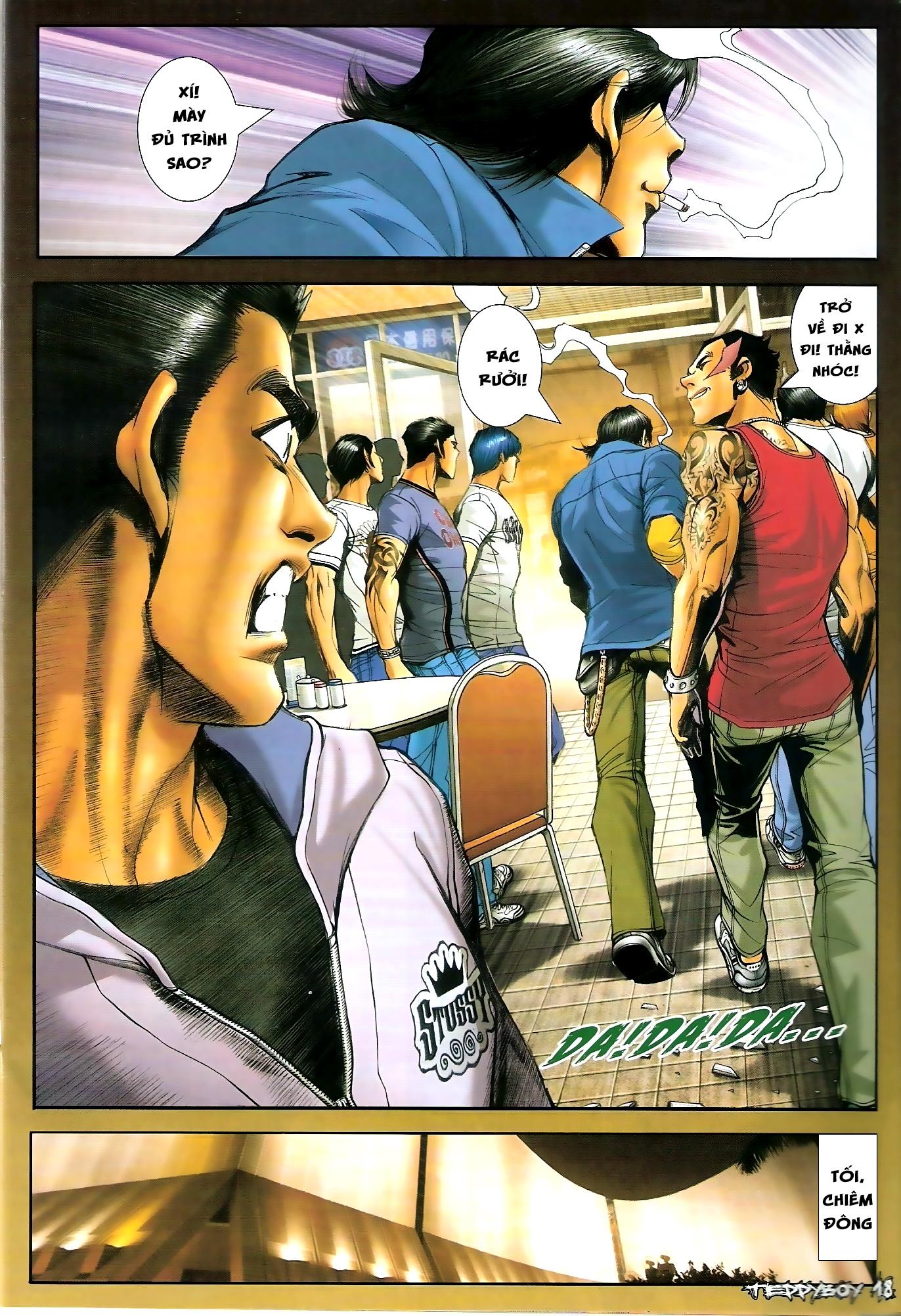 Người Trong Giang Hồ - Chapter 1293: Hạo Nam tái hiện - Pic 14