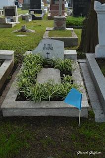 Afredo Le Bass Cementerio Británico Uruguay Fútbol Selección Uruguaya de Fútbol La Celeste  visitas guiadas