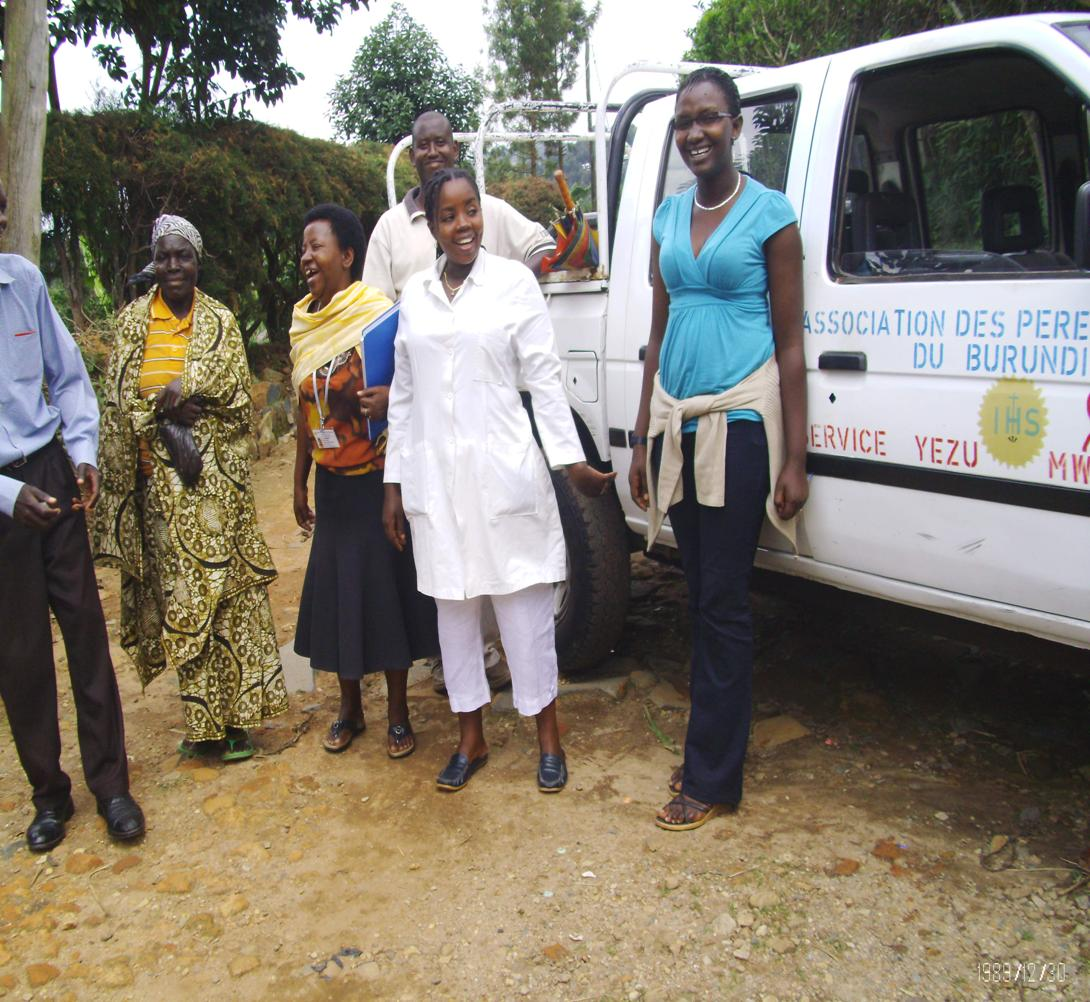 Risultati immagini per yezu mwiza service burundi