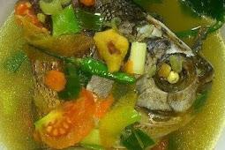 Mengolah Ikan Bawal, Yuk Coba Resep Ikan Bawal Kuah Asam Dijamin Maknyus